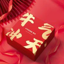 KMOSE刻米上新动作不断,新礼盒、新口味、新配色喜迎新年!