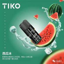 TlKO提子电子烟烟弹口味