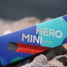 喜雾电子烟HERO MINI评测:小英雄,大梦想