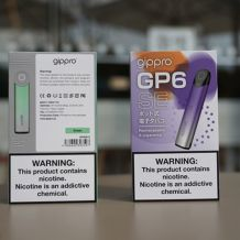 gippro龙舞电子烟 GP6 SE评测:添彩衣,换新颜